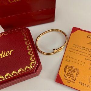 Jewelry - Juste un Clou Nail Bracelet -Brand new!